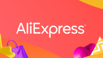 Un visuel d'AliExpress en 2018