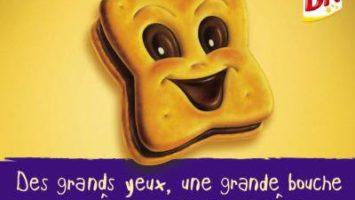 Afffiche Biscuiterie Nantaise (BN)