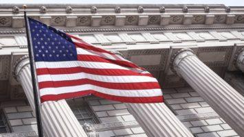 Siède du Département américain du commerce à Washington