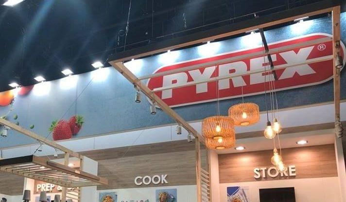 Dans l'usine Pyrex