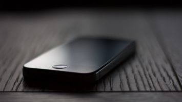 Focus sur un Iphone 5S