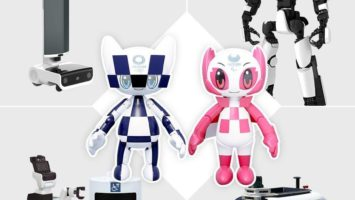 Les robots de Toyota pour les JO 2020 au Japon