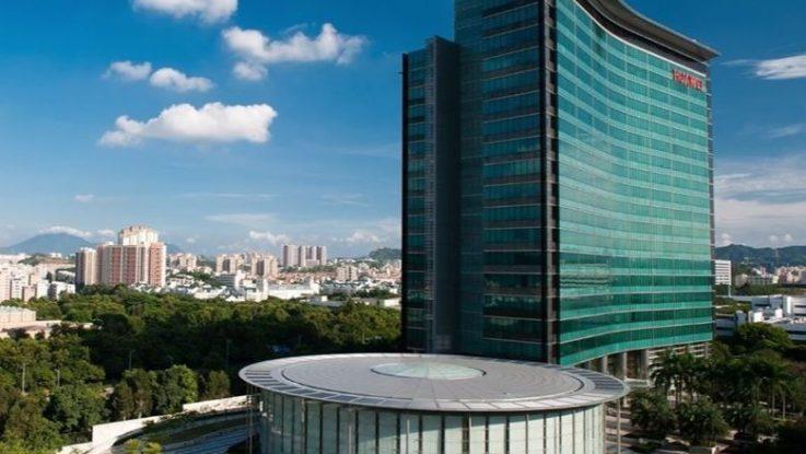 Le siège de Huawei à Shenzhen (sud de la Chine).