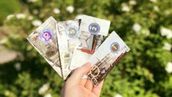 Des billets de Pêche (Photo : Une monnaie pour paris.