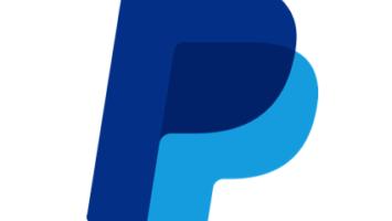 Le logo de PayPal.