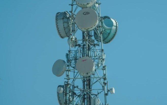 Une antenne télécom.