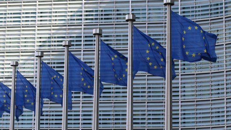 Siège du Parlement européen à Bruxelles (Belgique).